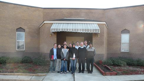 In Alabama with our friends at the Gadsden Islamic Center
